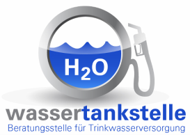 Logo Wassertankstelle, (C) Wassertankstelle e.V.